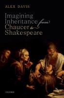 Imagining Inheritance from Chaucer to Shakespeare PDF