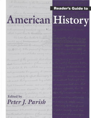 Reader s Guide to American History