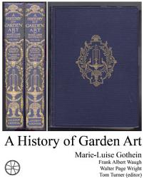History Of Garden Art Book PDF