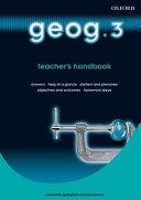 geog.123: geog.3: teacher's handbook