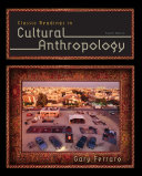 Classic Readings in Cultural Anthropology PDF