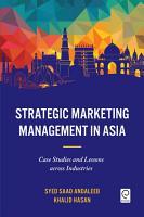 Strategic Marketing Management in Asia PDF