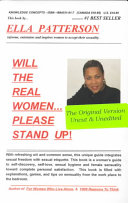 Will the Real Women-- Please Stand Up!!!