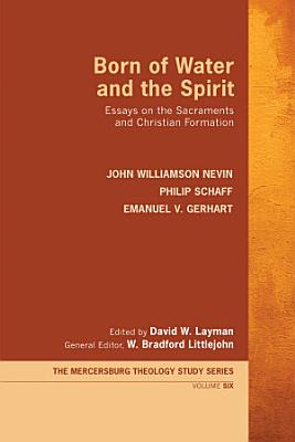 Born of Water and the Spirit PDF
