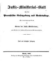 Deutsche justiz: rechtspflege und rechtspolitik ... Amtliches blatt der deutschen rechtspflege, Bände 35-36