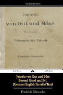 Jenseits Von Gut und B  se Beyond Good and Evil PDF
