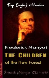 The Children of the New Forest: Top English Novelist