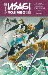Usagi Yojimbo Saga: Volume 3