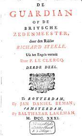 De guardian of de Britsche zedenmeester,: Volume 3
