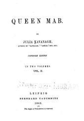 Queen Mab: Volume 2