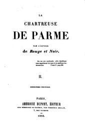 La chartreuse de Parme: Volume2
