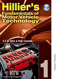 Hillier s Fundamentals of Motor Vehicle Technology PDF