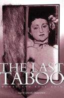 The Last Taboo PDF