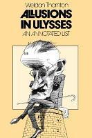 Allusions in Ulysses PDF