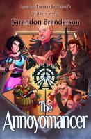 The Annoyomancer   A parody of Brandon Sanderson s Mistborn Series PDF