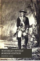 WAVERLEY NOVELS BORDER EDITION