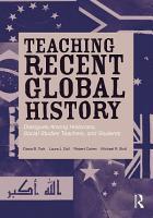 Teaching Recent Global History PDF
