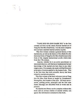 Tang Soo Do  Soo Bahk Do   PDF