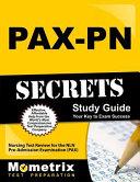 Pax Pn Secrets Study Guide