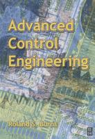 Advanced Control Engineering PDF