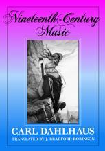 Nineteenth Century Music PDF