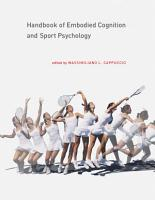 Handbook of Embodied Cognition and Sport Psychology PDF