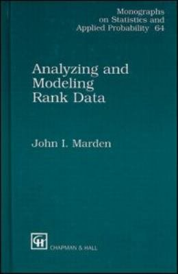 Analyzing and Modeling Rank Data