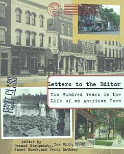 Letters to the Editor Book