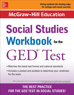McGraw Hill Education Social Studies Workbook for the GED Test PDF
