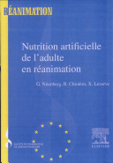 Nutrition artificielle de l adulte en r  animation