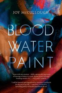 Blood Water Paint Book
