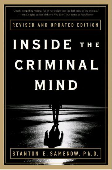 Inside the Criminal Mind PDF