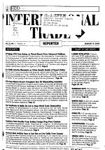International Trade Reporter