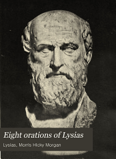 Eight Orations of Lysias