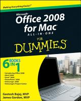 Office 2008 for Mac All in One For Dummies PDF