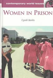 Women in Prison: A Reference Handbook