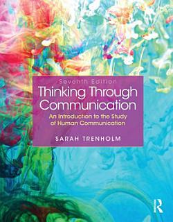 Thinking Through Communication Book