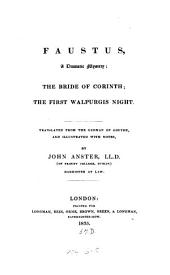 Faustus: A Dramatic Mystery, Part 1