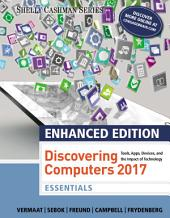 Enhanced Discovering Computers ©2017, Essentials