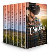Kiss Me Again, Cowboy: A Limited Edition Box Set Fundraiser for Veterans