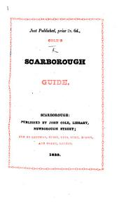 Picture of Scarborough for the Year 1825; forming a guide to that favourite watering-place