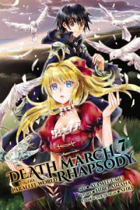Death March to the Parallel World Rhapsody  Vol  7  manga  Book