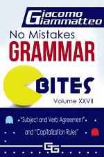 No Mistakes Grammar Bites, Volume XXVII:
