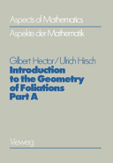 Introduction to the Geometry of Foliations