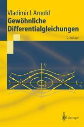 Gewöhnliche Differentialgleichungen: Ausgabe 2