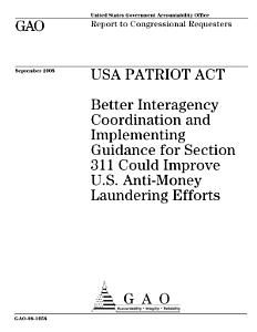 USA Patriot Act Book
