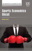 Sports Economics Uncut PDF
