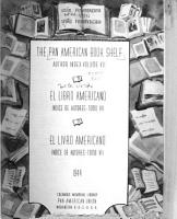 The Pan American Book Shelf PDF