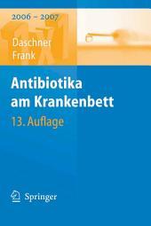 Antibiotika am Krankenbett: Ausgabe 13