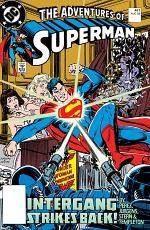 Adventures of Superman (1987-2006) #457